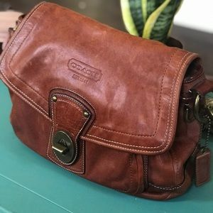 Authentic Couch Ali shoulder bag